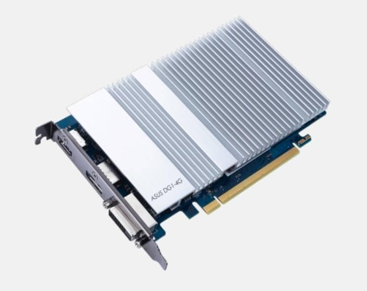 英特尔发布企业级 DG1 桌面独显:4GB显存,30W TDP