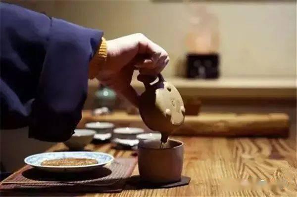 紫砂壶适合泡什么茶,原来还有那么大的讲究!