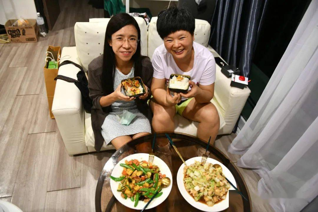 2021.02.01:给Bobo大夫做素菜,白菜豆腐+菠萝素什锦