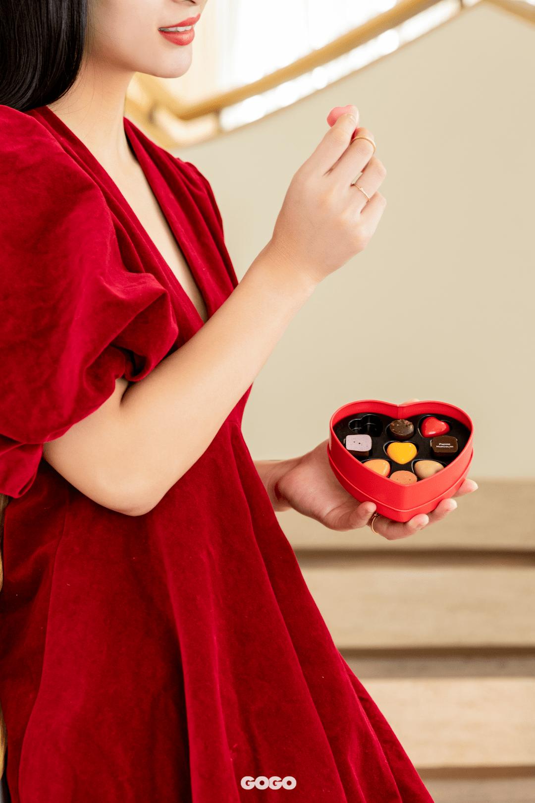 巧克力传奇Pierre Marcolini上线,为你奉上一份甜蜜助攻!