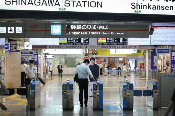 日本新干线试运转在线办公车箱