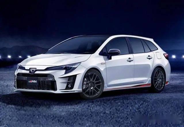 丰田正在研发GR卡罗拉旅行版,还带6速手动与全轮驱动?