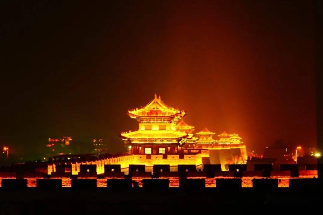 中国年在忻州:忻州古城真红火  第48张