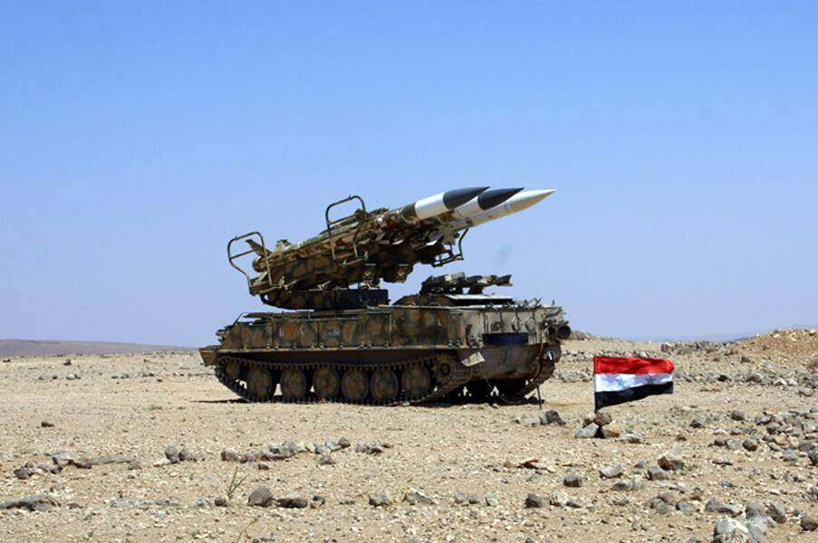 外媒:以色列向叙利亚发射导弹,大部分被叙军防空部队拦截