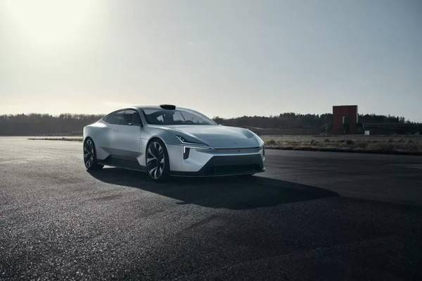 极星首款车型Polestar 1年底停产 搭载插电混动总成_智车