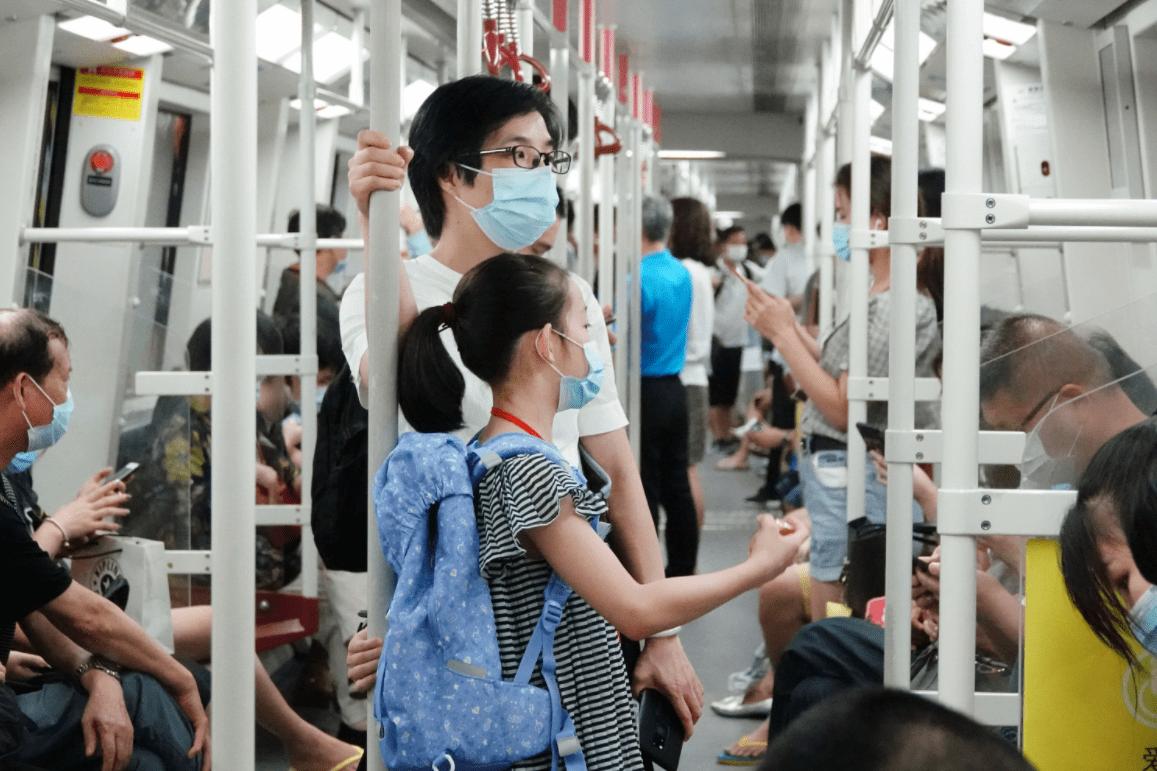今明两日地铁线网延长运营服务1小时