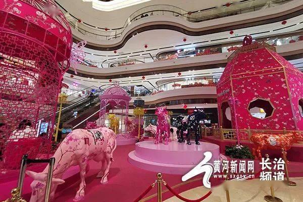 【新春走基层】新年俗、新样式!长治人多元化过春节  第1张