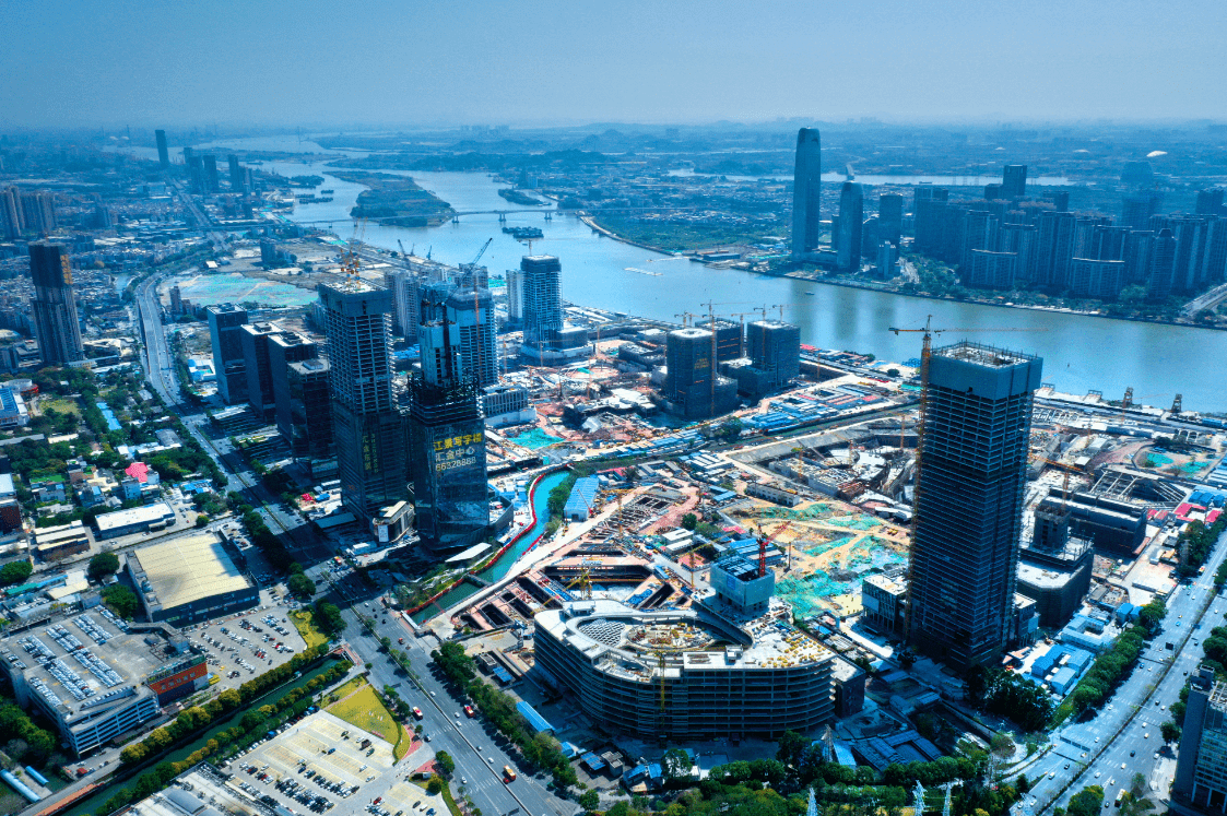 金融城东区控高从300米提高到330米