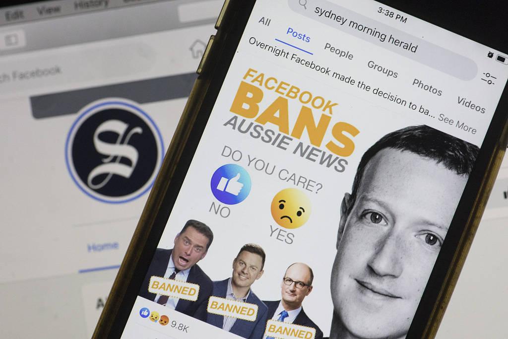 """澳大利亚官员斥责twiter""""极不承担""""将仿效加拿大管控互"""