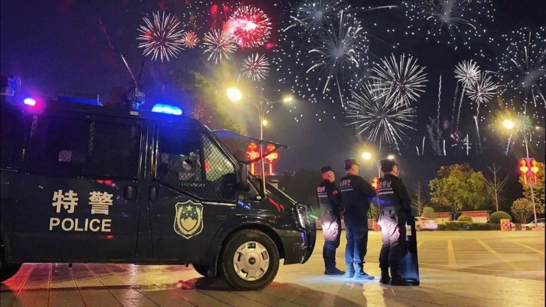 云南公安机关圆满完成2021年春节安保维稳工作