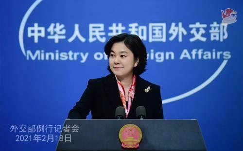 中国制作并传播关于美国制造新冠病毒作为生物武器的故事?外交部回应
