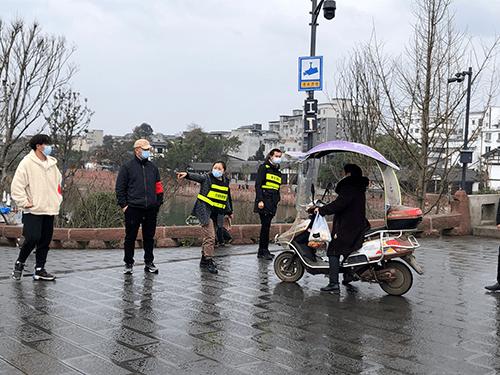 """春节值守""""不打烊"""" 苏稽古镇那暖心的一群人"""