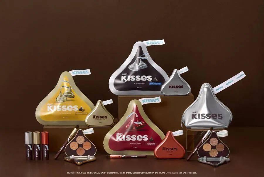 好时巧克力x爱丽小屋包装超逼真,还自带巧克力香?必须买!