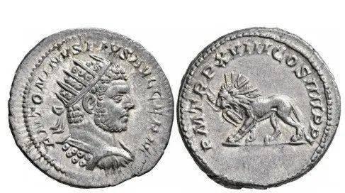周末阅读历史|外币历史漫谈:卡拉卡拉发行的一种催款货币