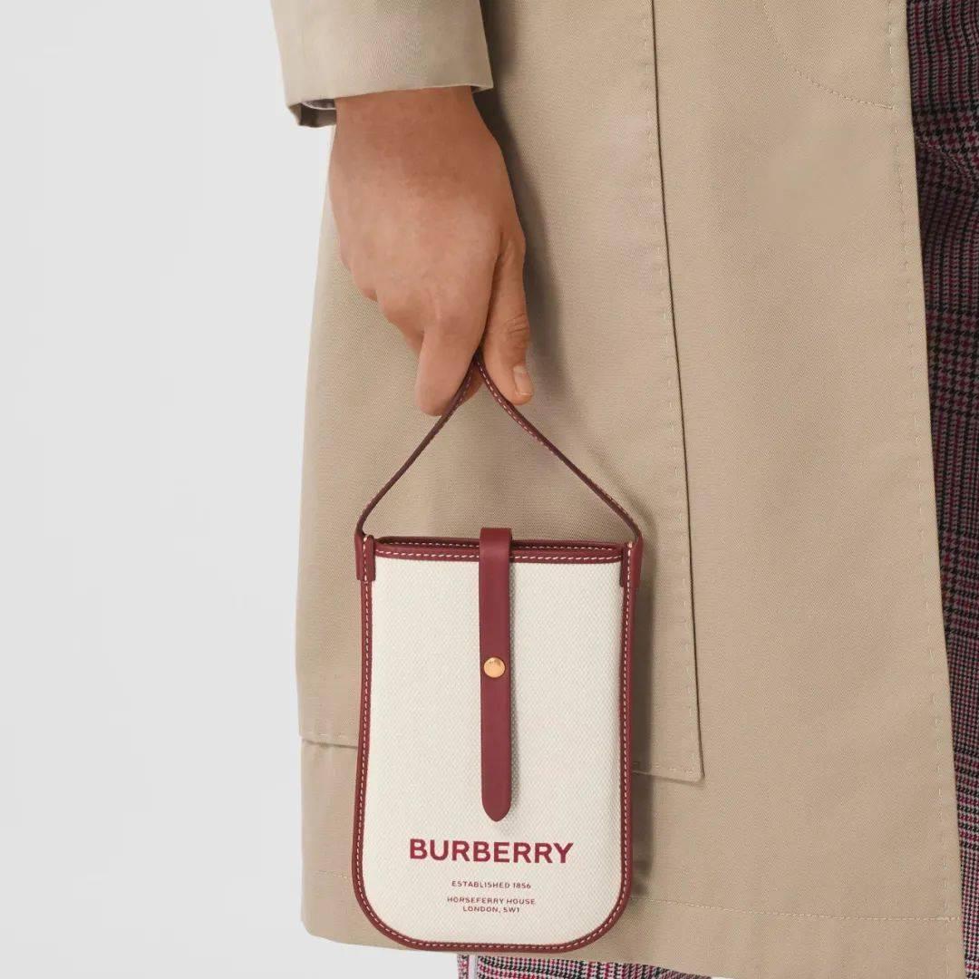 Burberry 新款 | 最轻便可爱的随身小包