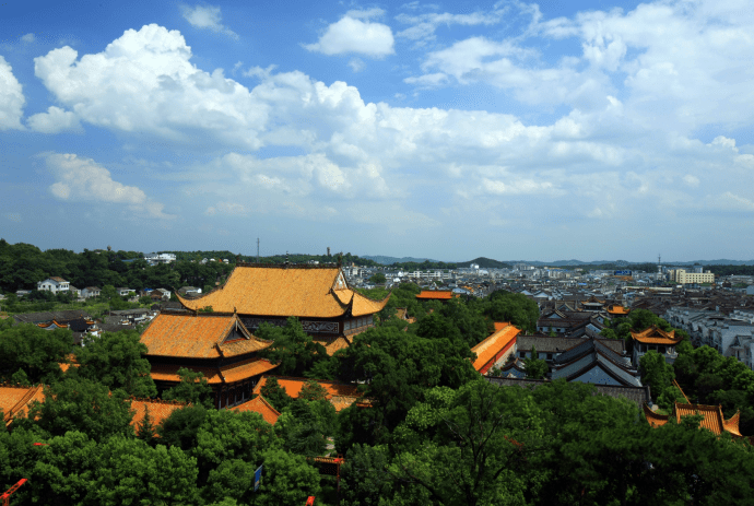 南岳大庙及南岳中心景区全面实行实名预约游览