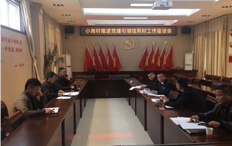 安徽凤阳小岗村:推深做实党建引领信用村建设