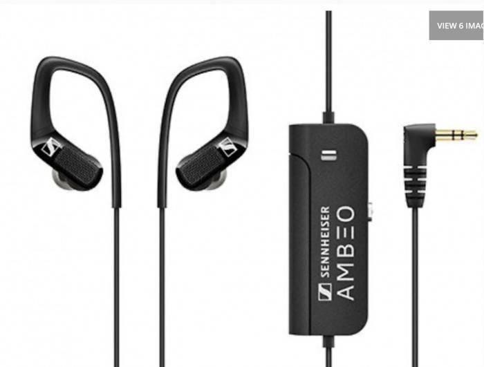 借助3D打印技术 森海塞尔公布定制耳塞服务
