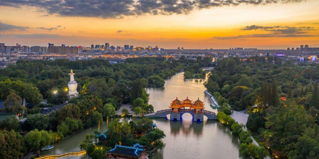 这个春天一定要来扬州,只为这些理由!
