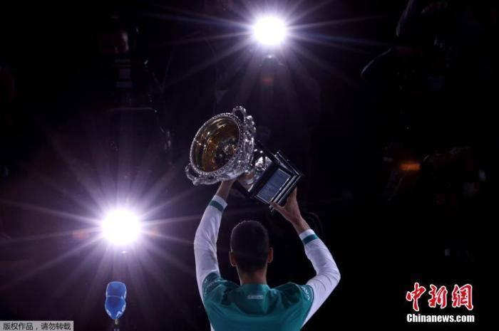 小德九夺澳网再创历史:现在或是男子网坛最好年代
