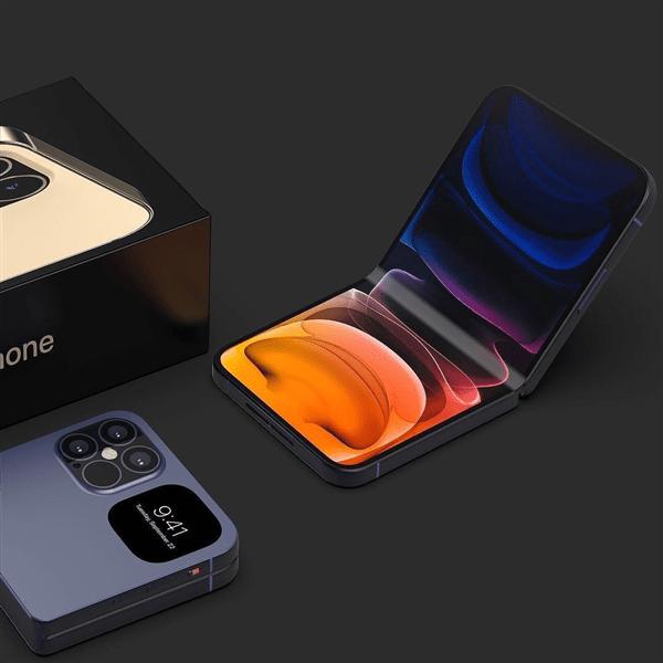 折叠屏iPhone最新消息:LG将为苹果开发显示器