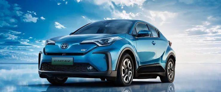 丰田进军新能源,C-HR EV能挑起高品质纯电动SUV的大旗吗
