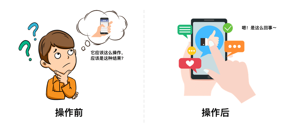 APP设计中交互动画的作用