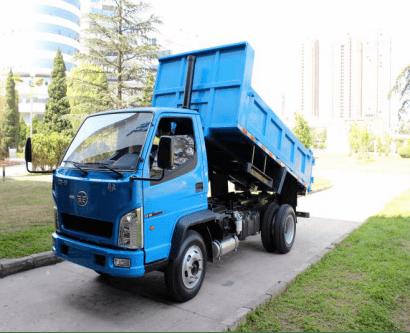 一汽红塔解放经典329新巴陵驾驶室自卸车插图!