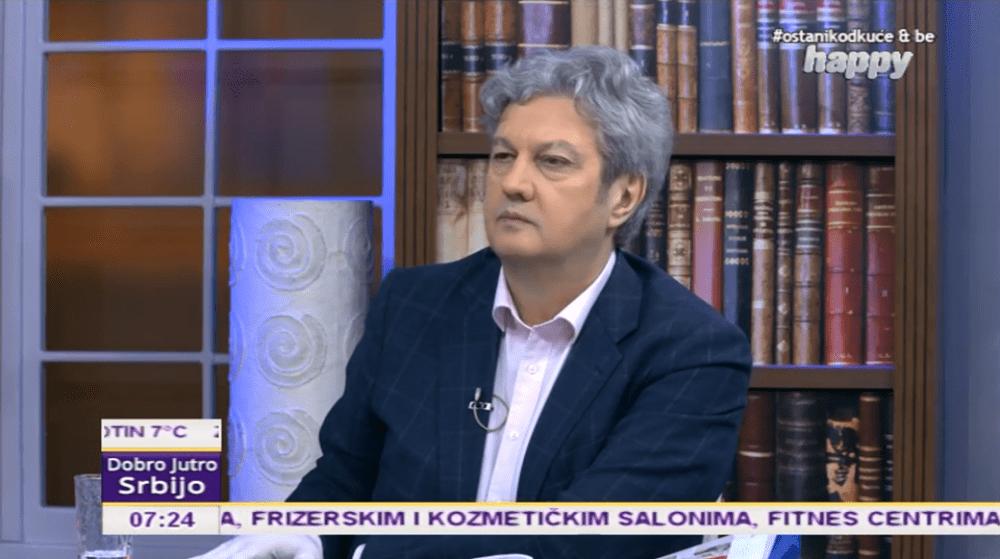 塞尔维亚著名主持人:我曾经也做美国梦,但中国人才是天赐的礼物