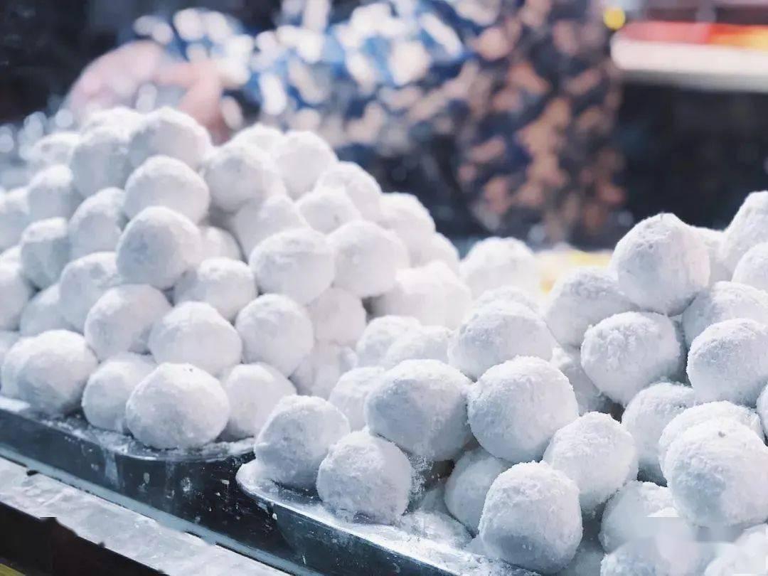 新年上元冬至必吃汤圆 汉族人的传统习俗