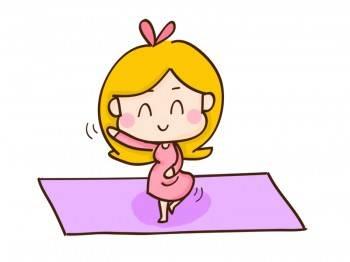 孕期坚持做瑜伽对妈妈宝宝都有益 孕期瑜伽有助于缓解孕妇压力