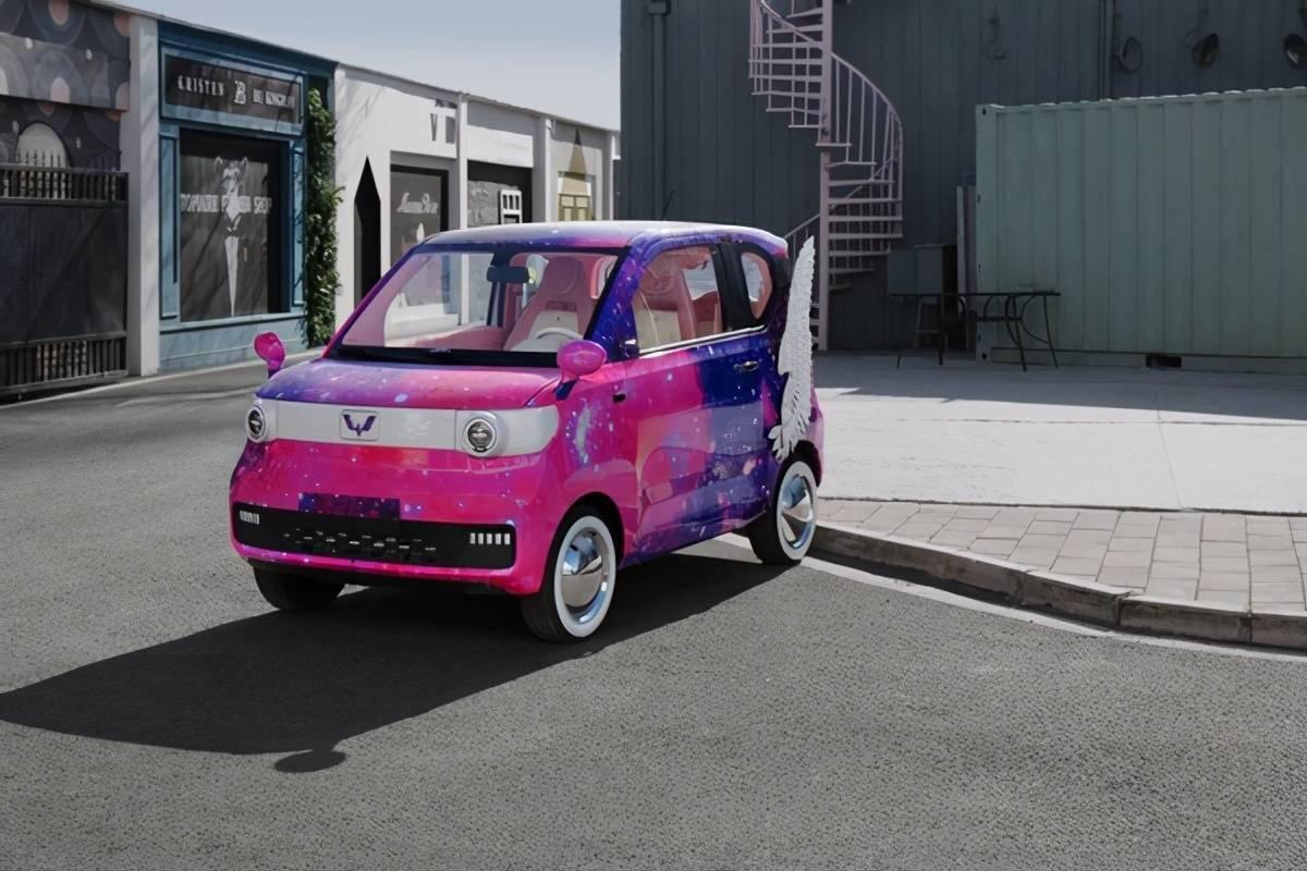 国家改装!洪光MINIEV打造中国新能源汽车潮创文化