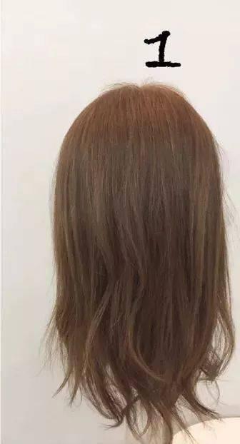 教你七款适合上班族的扎发,简单自然又好看!