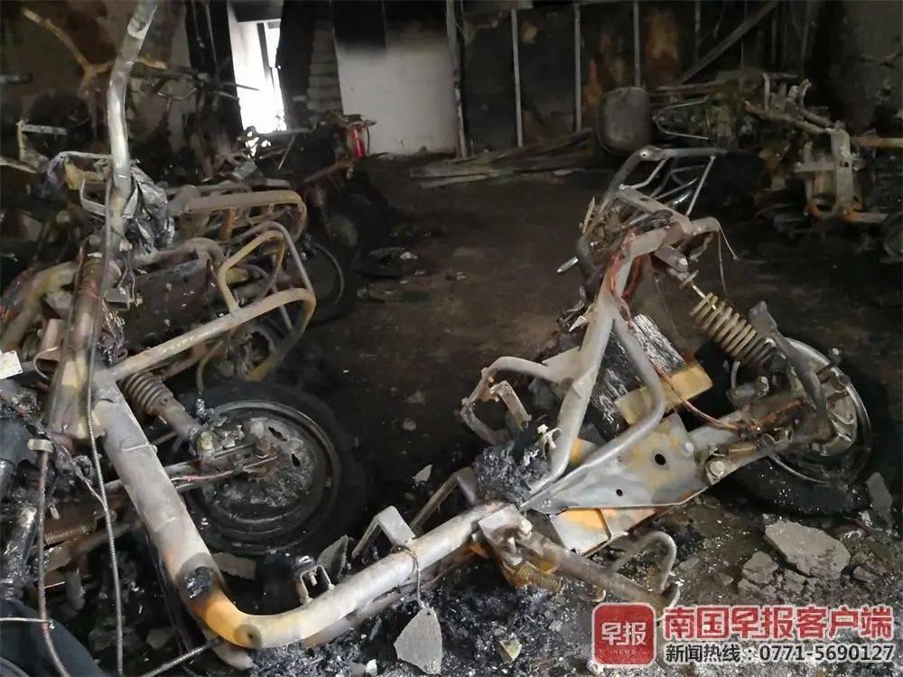 """""""广西师大附近民房起火事故""""一审刑事判决书公布:3人获刑"""