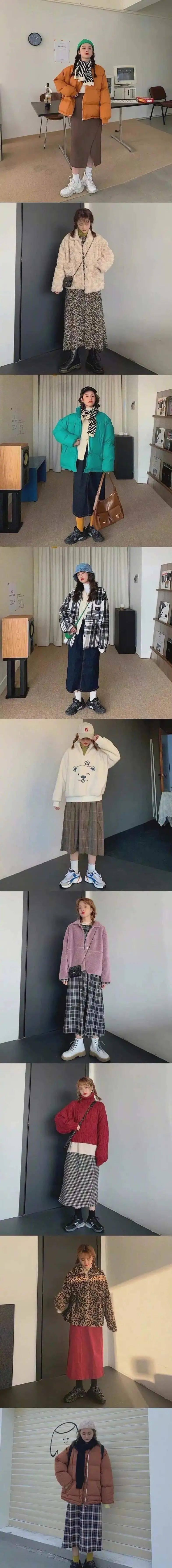 26套ins时尚博主穿搭日常,照着穿撩爆了!