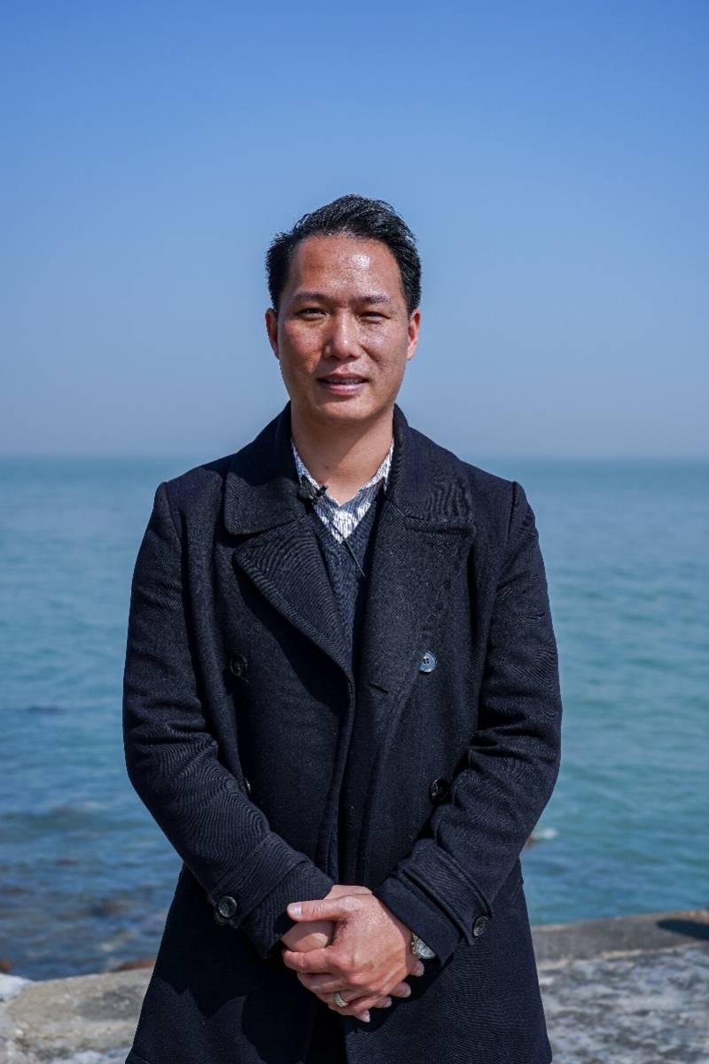 珠海退役军人陈志成:暗流礁石无所畏惧,只身跳海只为救人