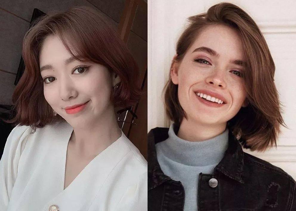 公认最好打理、最瘦脸和最有造型感的发型
