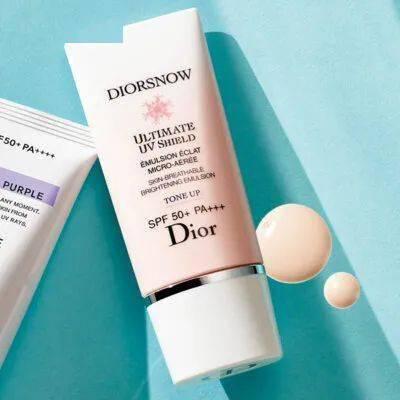 Dior人气系列出新版防晒乳,却褒贬不一?