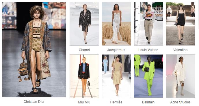 购时髦:2021春夏买什么?看看他们的购物清单 | 封面天天见·逛姐出街