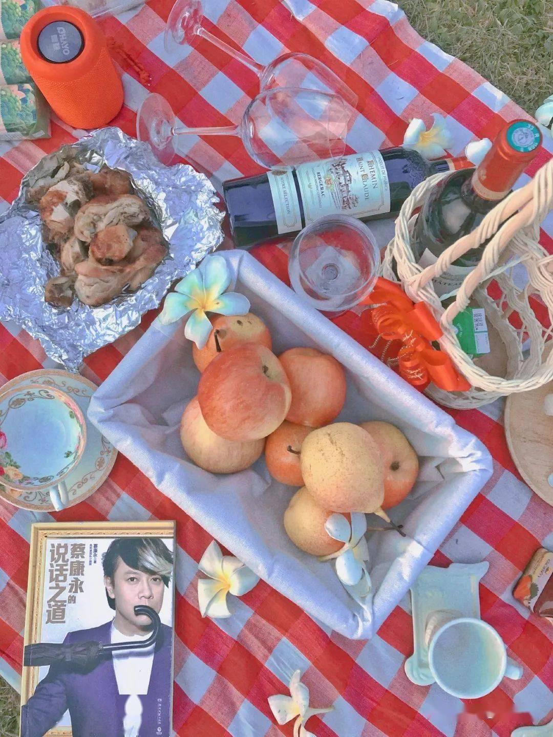 想在曼谷来一个美美的公园野餐吗?这份尴尬经验你们要先阅再出发...
