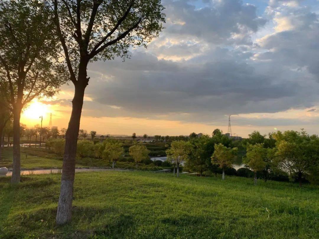 西安这几个春日野餐赏景好去处,一个比一个美!