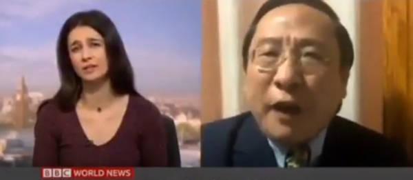 """BBC涉疆报道连线中国学者遭怒怼:""""你们真该好好做功课!"""""""