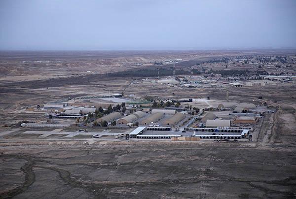 伊拉克美军基地周三遭袭击,美国防部长:仍在评估谁应负责