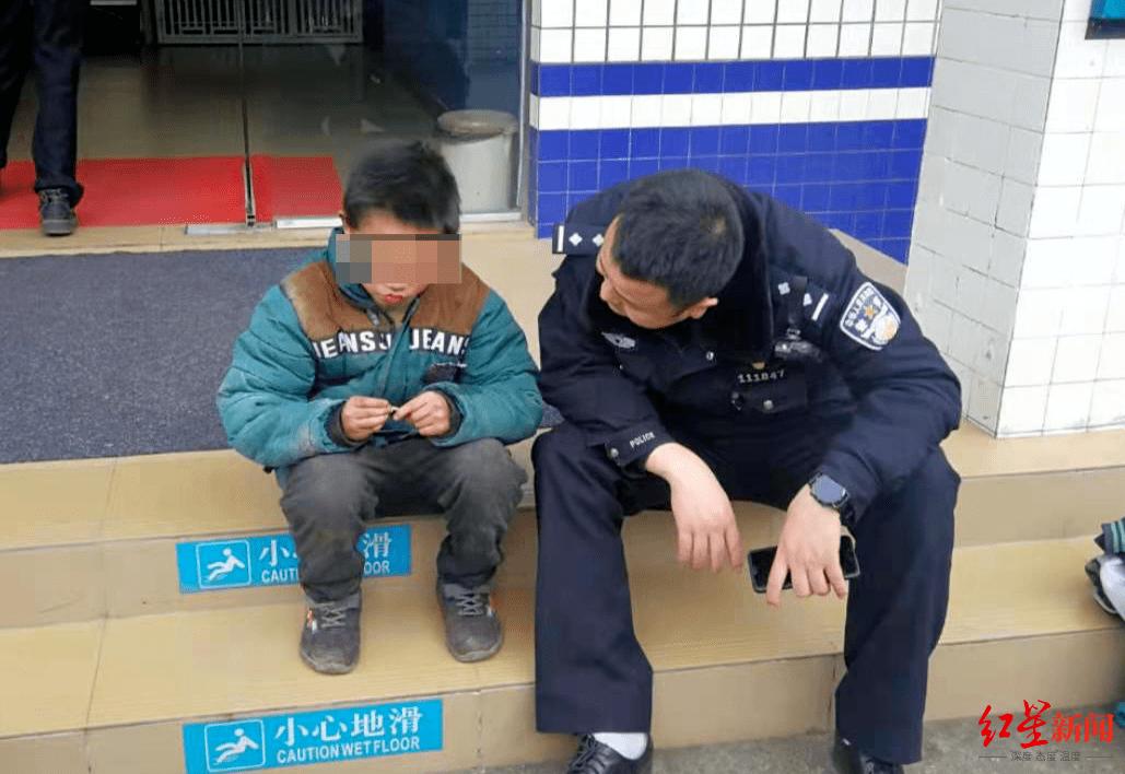 找到了!四川資陽歲男孩走失4天躲在廢棄庫房,原因竟是?
