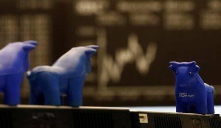 欧洲股市集体下跌:德法公共卫生形势恶化 Burberry逆市大涨7%