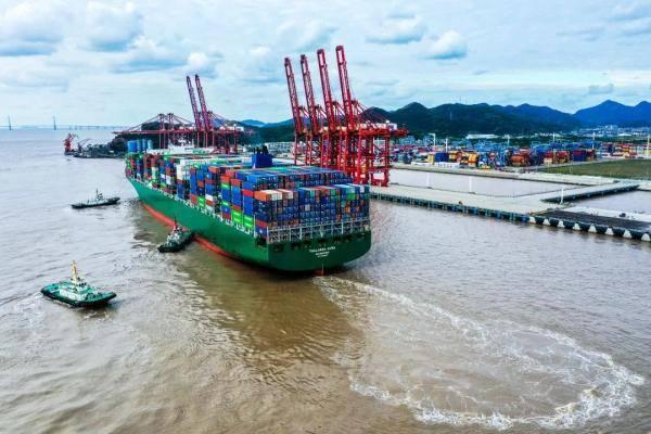 超过上海,1至2月浙江外贸跻身全国第三!对美出口744.3亿元