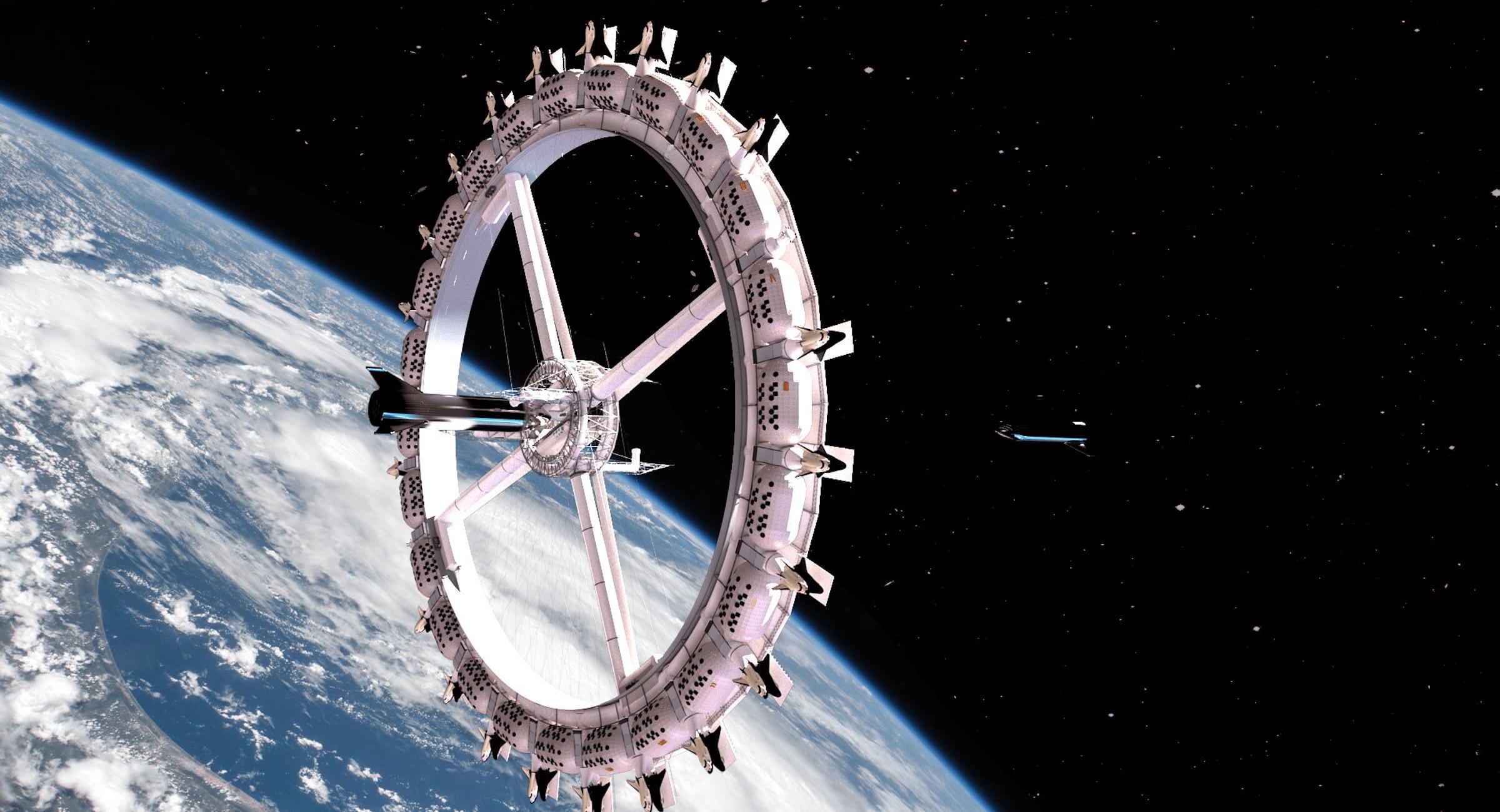 3 亿元睡一次太空酒店,这事到底靠不靠谱?