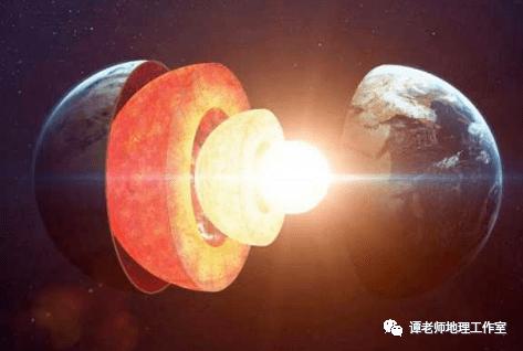 【地理觀察】通過這6件事情解讀,地球的內部結構之:地球表面火山活動的巖漿來源地