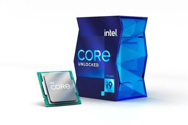 Intel 11代旗舰i9-11900K提前到手!波浪形包装盒吸睛的照片 - 3