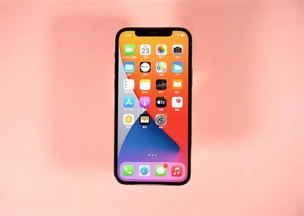 iPhone 12 mini销量低迷:曝苹果要给三星赔偿屏幕损失的照片 - 2
